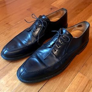Johnson & Murphy Lace Up Derby Dress Shoe